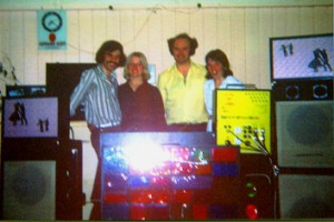 Ernie, Rachel, Dave and Kath