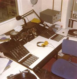 Hospital Radio Studio