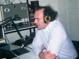 Dave at Ipswich Hospital Radio
