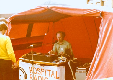 Hospital Radio Outdoor Broadcasting