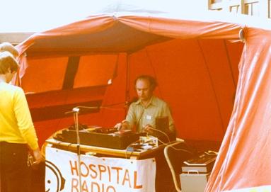 Hospital Radio Outdoor Broadcasting